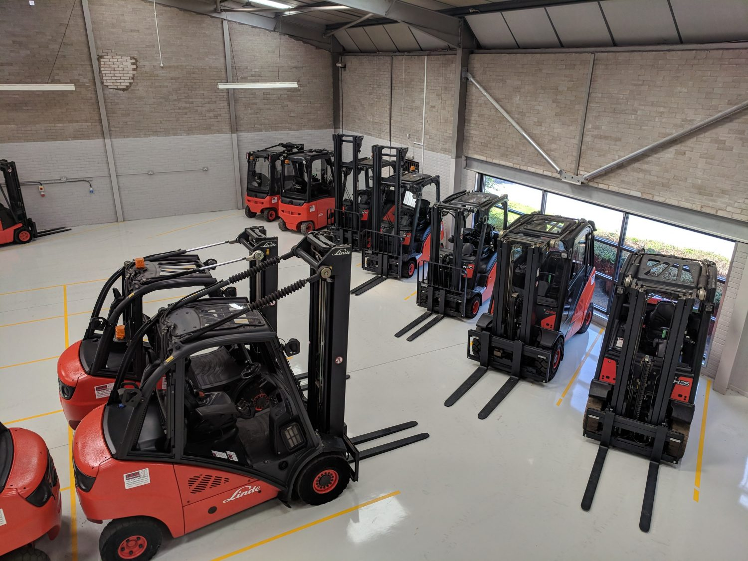Maintaining Vital Forklift Services While Limiting Spread of Coronavirus (COVID-19)