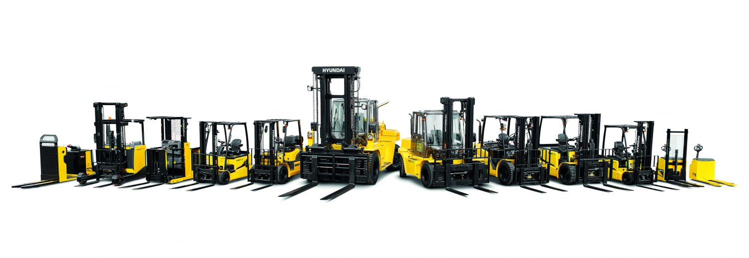 TAG appointed Hyundai Forklift Dealer in the Northwest